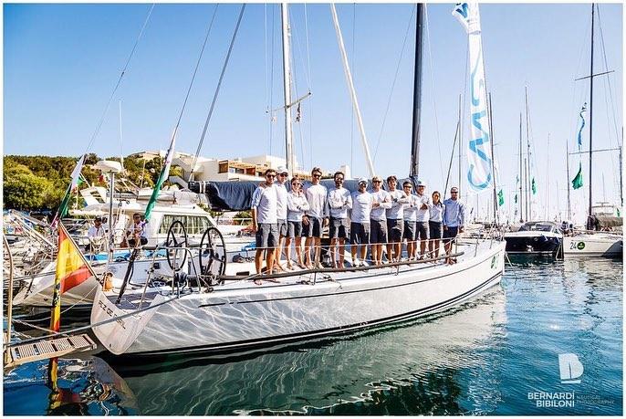 Comienza la Rolex Swan en Porto Cervo
